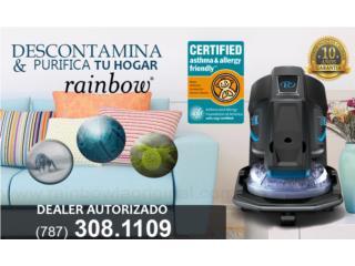 Aspiradora Rainbow SRX Ultimo modelo , Aspiradoras Rainbow P.R Puerto Rico