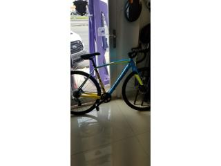 Bicicleta, ORO CENTRO XPRESS  Puerto Rico