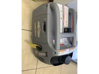 Brigss&Stratton generador inverter 2200 , La Familia Casa de Empeño y Joyería-Arecibo Puerto Rico