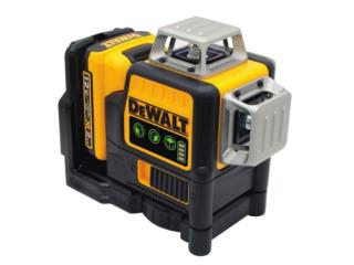 DeWalt 12v 100ft. 3beam 360 Laser, Cashex Puerto Rico