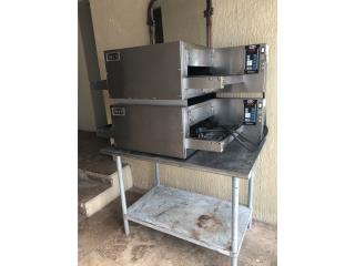 HORNO DE PIZZA, DG Equipment Puerto Rico