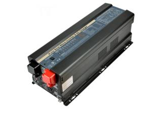 Inversor 6,000 watts 48V con transferswitch  , Mundo Solar Puerto Rico