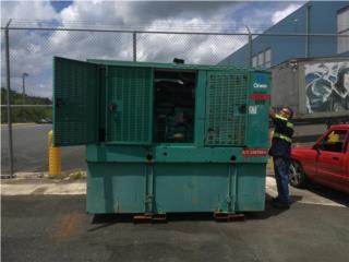 Carolina Puerto Rico Herramientas, Generador Diesel 125 K