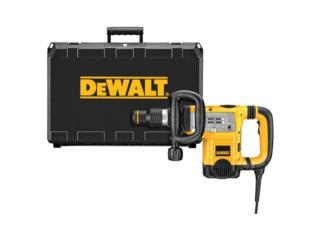 DeWalt SDS Max Demolition Hammer, Cashex Puerto Rico