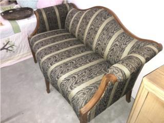 Sofa de salon con estampado , The Pickup Place Puerto Rico