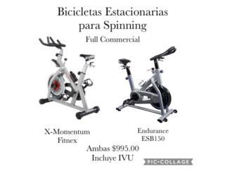Bisicletas spining, AJR FITNESS REPAIR & MAINTENAN Puerto Rico