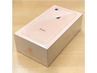 Iphone 8 Gold (32GB) Desbloqueado, Novafone Puerto Rico