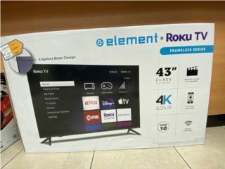 Element Tv 43, La Familia Casa de Empeño y Joyería-Guaynabo Puerto Rico