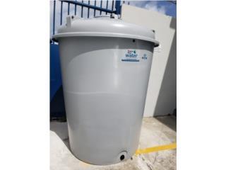 Cisterna 600 galones modelo CKD, Puerto Rico Water Puerto Rico