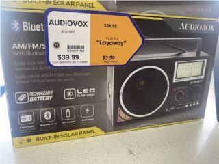 Audiovox nuevo de caja $35 aprovecha!, La Familia Casa de Empeño y Joyería, Bayamón Puerto Rico
