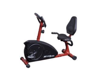 Best Fitness Recumbent Bike BFRB1, Healthy Body Corp. Puerto Rico