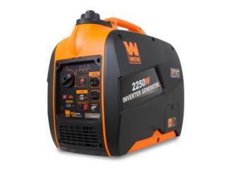 Generador WEN 2250 W, WESTERN DOLLAR  Puerto Rico