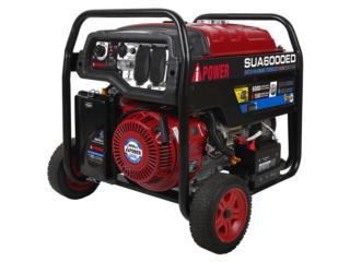 Generador Dual Ipower 6000, WESTERN DOLLAR  Puerto Rico