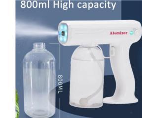 Portable Nano Blue Light Sanitizer Sprayer, Nehbu Puerto Rico