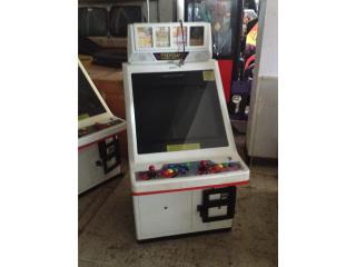 Máquina Arcade Neo Geo SNK, Máquinas Arcade Puerto Rico Puerto Rico