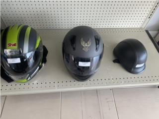 VARIEDAD DE CASCOS DE MOTORA DESDE $30, La Familia Casa de Empeño y Joyería-Caguas T2 Puerto Rico