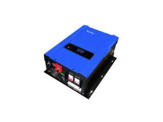 Inversor12KW 120/240V con contrlador MPPT 80A, Garcia Energy, LLC. Puerto Rico