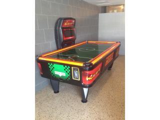 Air Hockey Arcade, Máquinas Arcade Puerto Rico Puerto Rico