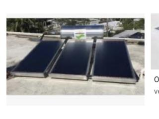 CALENTADORES SOLARES , Universal Solar Equipment Puerto Rico