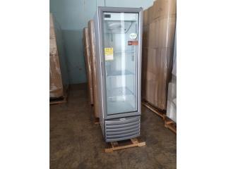 Nevera 1 pta cristal food truck, Promas, Inc Puerto Rico