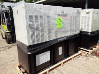 Cataño Puerto Rico Enseres Congeladores, GENERAC PROTECTOR DIESEL 15KW(TANQUE 110HRS)