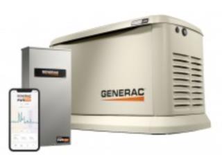 GENERAC GUARDIAN 13KW-GAS+WIFI TRANFER, G.T. Power Division  Puerto Rico