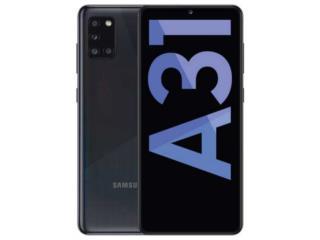Samsung Galaxy A31 Desbloqueado, WESTERN DOLLAR  Puerto Rico