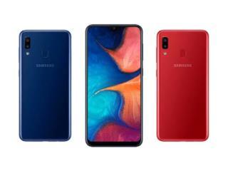 Samsung Galaxy A20, WESTERN DOLLAR  Puerto Rico
