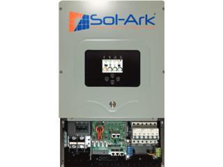 NEW INVERSOR SOL ARK 12K, AUTORIDAD DE ENERGIA SOLAR Puerto Rico