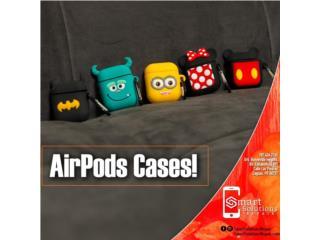 Covers De AirPods 1 y 2, Smart Solutions Repair Puerto Rico