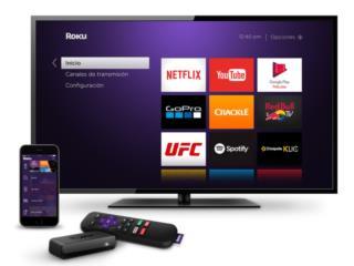 Convierte tu TV a Roku SmartTV HD , ACS PUERTO RICO Puerto Rico