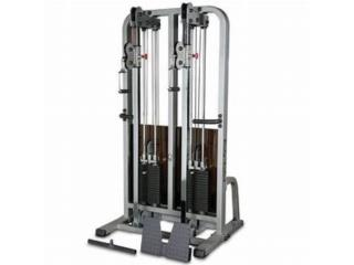 BS PROCLUBLINE DUAL CABLE COLUMN SDC-2000G, Healthy Body Corp. Puerto Rico