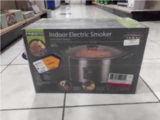 PRESTO INDOOR ELECTRIC SMOKER, La Familia Casa de Empeño y Joyería-Yauco  Puerto Rico