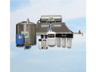 Cisternas y Calentadores Solares Universal , Universal Solar Equipment Puerto Rico