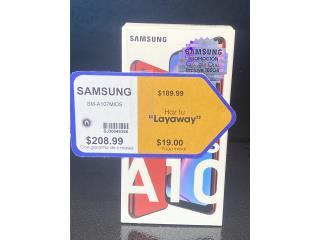 Samsung A10 Desbloqueado cualquier Compañía, La Familia Casa de Empeño y Joyería-Guaynabo Puerto Rico