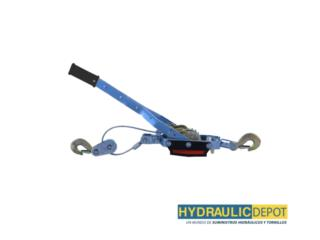 HANG PULLER, Hydraulic Depot/GMC Rentals Puerto Rico