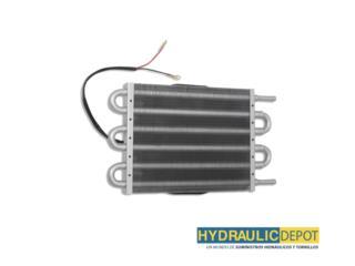 Oil Heavy Cooler , Hydraulic Depot/GMC Rentals Puerto Rico
