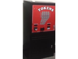Maquina de Cambio / Change Machine, Máquinas Arcade Puerto Rico Puerto Rico