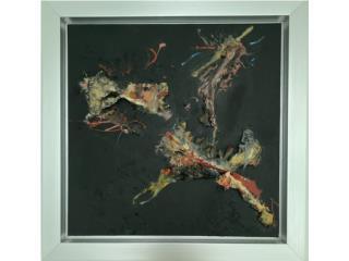 Obra abstracta Kevin Perez 2019 , Paintings Puerto Rico