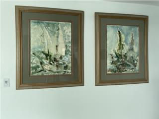 Acuarelas de Epifanio Irizarry , Paintings Puerto Rico