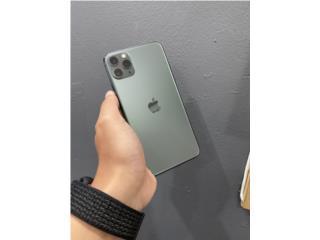 iPhone 11 Pro Max Verde, Smart Solutions Repair Puerto Rico