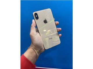iPhone Xs Max Desbloqueado y Con Garantia, Smart Solutions Repair Puerto Rico