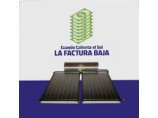 Calentadores Solares Hechos en Puerto Rico, Universal Solar Equipment Puerto Rico