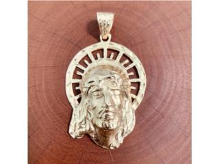 Charm Cristo en Oro 14kt Grande, Cashex Puerto Rico