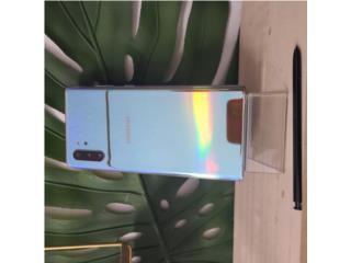 Galaxy Note 10 Plus 256GB Claro, Cellphone's To Go Puerto Rico