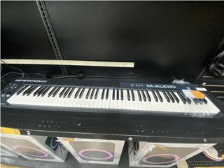 M-Audio Piano, La Familia Casa de Empeño y Joyería-Guaynabo Puerto Rico