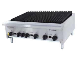 CHARBROILERS 18-36
