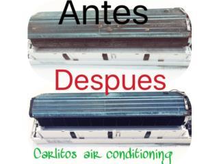 Ponce Puerto Rico Acondicionadores Aire - Inverter y Pared, Mantenimientos profundos