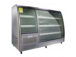 Vitrina mixta refrigerada/freezer, Promas, Inc Puerto Rico