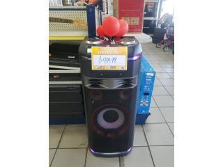 LG 1800W DJ Stereo , La Familia Casa de Empeño y Joyería-Ponce 1 Puerto Rico